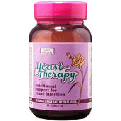 Yeast Therapy 30 tabs by Only Natural