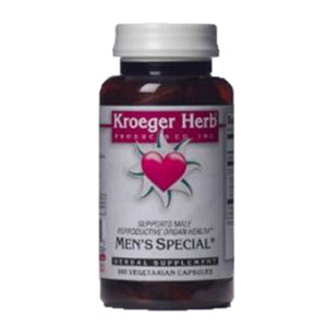 Men's Special 100 Cap by Kroeger Herb (2588887777365)