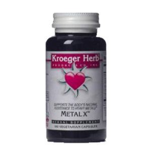 Metal X(formerly Metaline) 100 Cap by Kroeger Herb (2588887908437)