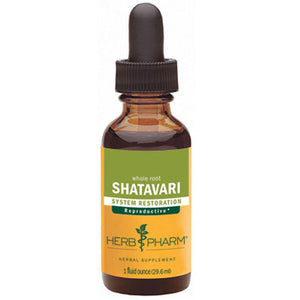 Shatavari Extract 4 Oz by Herb Pharm