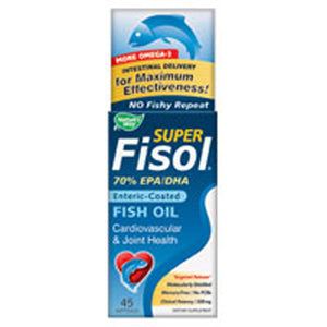Super Fisol 180 Softgels by Nature's Way (2587262287957)