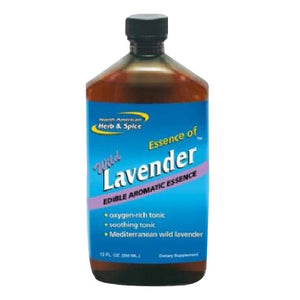 Essence of Wild Lavender 12 OZ by North American Herb & Spice (2588979494997)