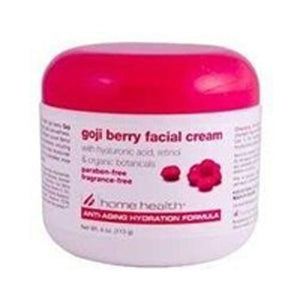 Facial Cream Goji Berry 4 OZ By Home Health (2588981526613)