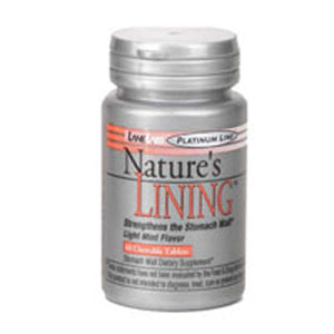 Natures Lining 60 TAB by Lane Labs (2588982476885)
