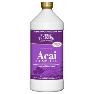Acai Complete 32 oz by Buried Treasure