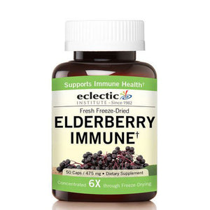 Elderberry Immune 90 Vcaps by Eclectic Institute Inc