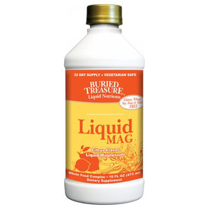 Liquid Magnesium 16 Oz by Buried Treasure (2589005643861)