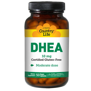 DHEA 50 Caps by Country Life (2587245576277)