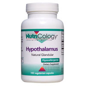 Hypothalamus 100 Caps by Nutricology/ Allergy Research Group