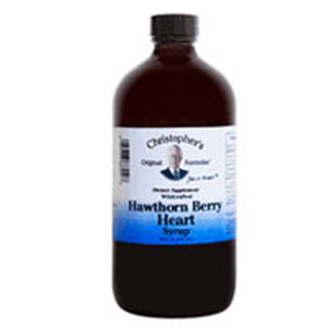 Hawthorn Berry Heart Syrup 16 oz by Dr. Christophers Formulas (2588824797269)