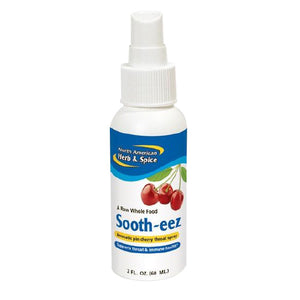 Sooth-EEZ Cherry 2 oz by North American Herb & Spice (2589068132437)