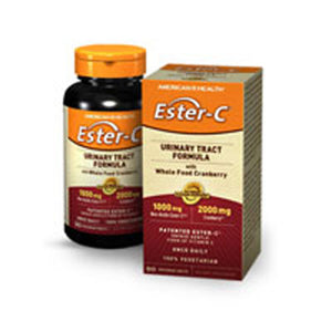 Ester-C with Cranberry & Immune Health Complex 90 V Tabs by American Health
