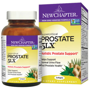 Supercritical Prostate 5LX 60 Veg Capsules by New Chapter