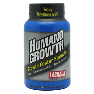 HumanoGrowth 120 Caps by LABRADA NUTRITION (2589100245077)