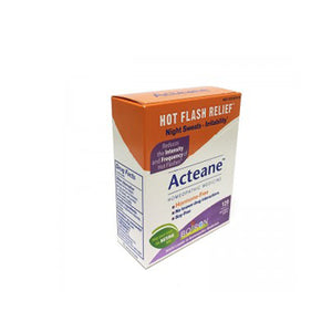 Acteane For Hot Flashes 120 Tabs by Boiron (2588328329301)
