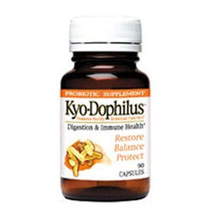 Kyo-Dophilus 9 180 Caps by Kyolic (2587296366677)