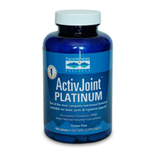 Active Joint Platinum 180 Tabs by Trace Minerals (2589110108245)