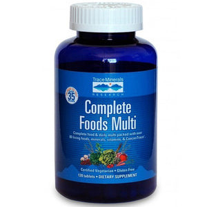 Complete Foods Multi 4 Tabs by Trace Minerals (2590150459477)