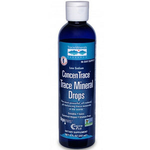 ConcenTrace Trace Mineral Drops 1 Gallon by Trace Minerals (2590151868501)