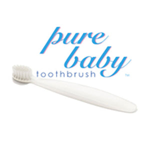 Pure Baby Toothbrush Ultra Soft by Radius Toothbrushes (2589117087829)