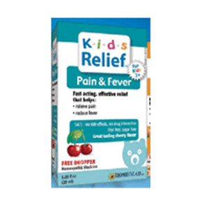 Kids Relief Pain & Fever 25 ml by Homeolab (2589127835733)