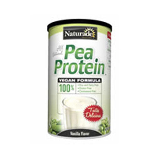 Pea Protein Vanilla 15.66 oz by Naturade