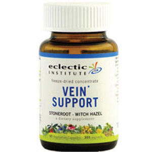 Vein Support 45 vcaps by Eclectic Institute Inc (2587345748053)