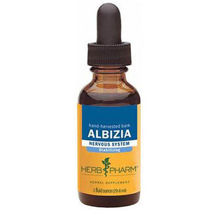 Albizia Extract 1 oz by Herb Pharm (2587359674453)