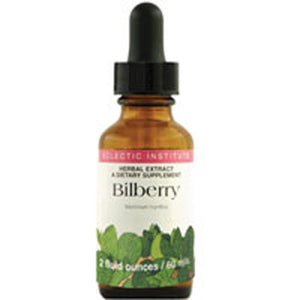 Bilberry 2 Oz with Alcohol by Eclectic Institute Inc (2584237178965)