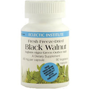Black Walnut 90 Capsules by Eclectic Institute Inc
