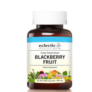 Blackberry 50 Capsules by Eclectic Institute Inc