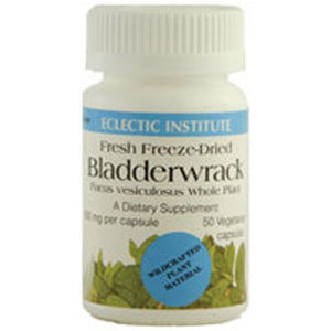 Bladderwrack 50 Caps by Eclectic Institute Inc (2583965401173)