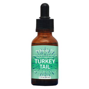Turkey Tail 1 Oz with Alcohol by Eclectic Institute Inc (2583961206869)