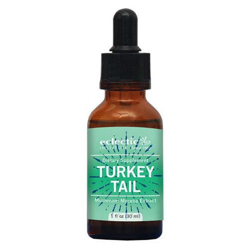 Turkey Tail 1 Oz with Alcohol by Eclectic Institute Inc