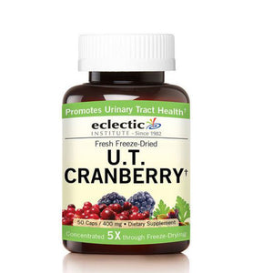 Urinary Tract Cranberry 50 Caps by Eclectic Institute Inc