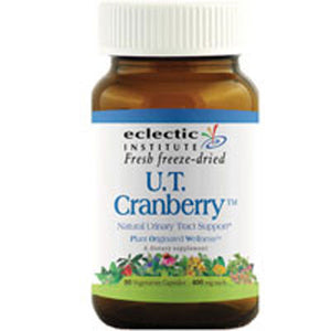 Urinary Tract Cranberry 90 Caps by Eclectic Institute Inc