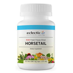 Horsetail 50 Caps by Eclectic Institute Inc (2584041455701)