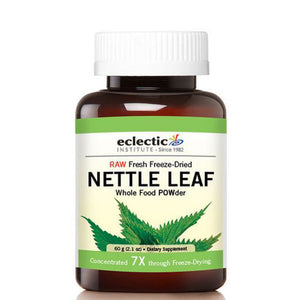 Nettles Leaf 60 Gram by Eclectic Institute Inc (2584243732565)
