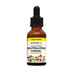 Neutralizing Cordial Kid - Peppermint 1 OZ by Eclectic Institute Inc (2583958552661)