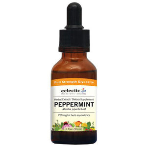 Peppermint 1 Oz Alcohol free by Eclectic Institute Inc (2583958749269)