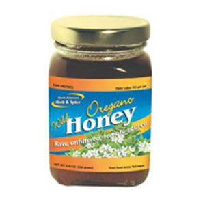Wild Oregano Honey 9.40 oz by North American Herb & Spice (2587944517717)
