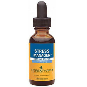 Stress Manager Compound 4 oz by Herb Pharm (2587949367381)
