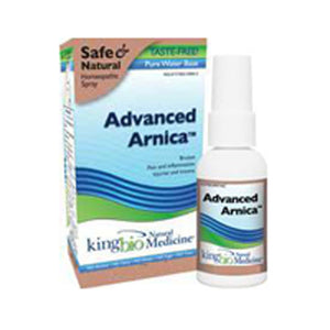 Advanced Arnica 2 oz by King Bio Natural Medicines (2587955953749)