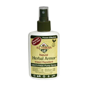 Insect Repellent Herbal Armor Spray 8 oz by All Terrain (2587957919829)