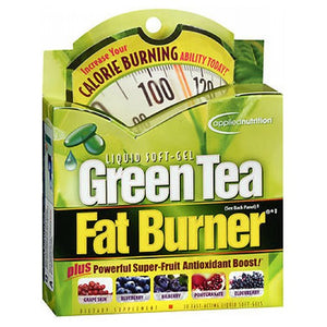 Irwin Naturals Applied Nutrition Green Tea Fat Burner 30 caps by Irwin Naturals (2587974205525)