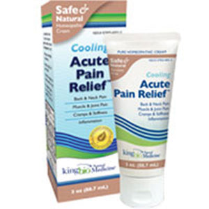 Acute Pain Relief-Topical 3 OZ by King Bio Natural Medicines (2588119859285)