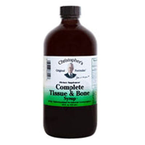Complete Tissue and Bone Syrup 16 oz by Dr. Christophers Formulas (2587622146133)