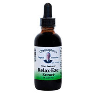 Relax-Eze Extract 2 OZ by Dr. Christophers Formulas (2588138864725)