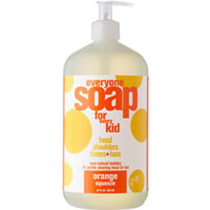 Everyone Soap For Kids Orange Squeeze 32 OZ by EO Products (2588140732501)