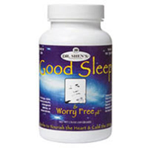 Good Sleep Pills Insomnia 150 TABS by Dr. Shens (2588143255637)